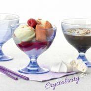 بستنی خوری آبی ساده دورالکس فرانسه